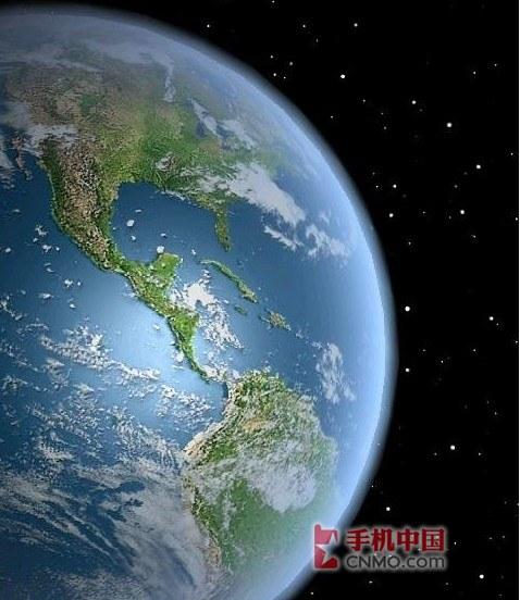 3d高清地球旋转动态壁纸 v2.0.1